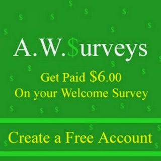 AW Surveys Scam