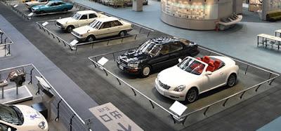 Museu da Toyota em Nagoia
