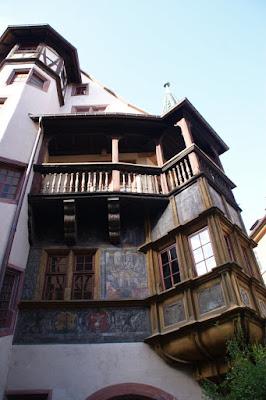 La Casa Pfister tra le più fotografate di Colmar
