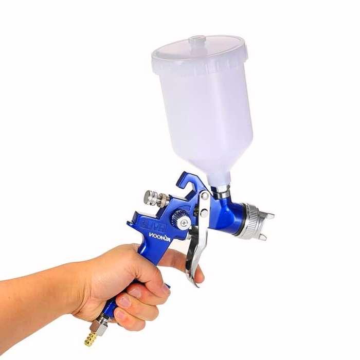 Spray Gun HVLP adalah