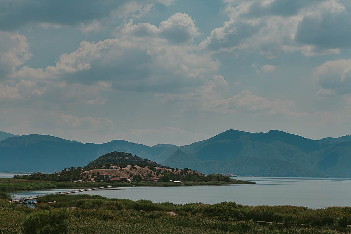 Destination Wedding in Prespa Lake