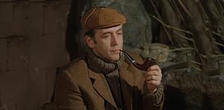 сыщик Шерлок Холлмс в исполнении Василия Ливанова