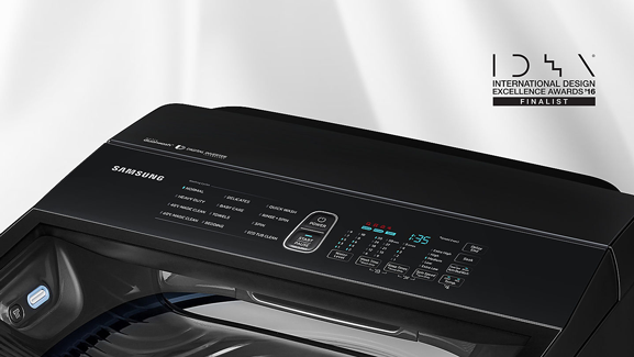 Máy giặt Samsung WA21M8700GV/SV