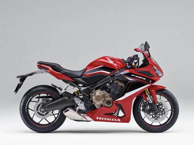 Warna dan Spesifikasi Honda CBR650R 2021