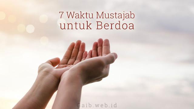 Doa Mustajab Mohon Diberi Kebaikan Dunia Dan Akhirat