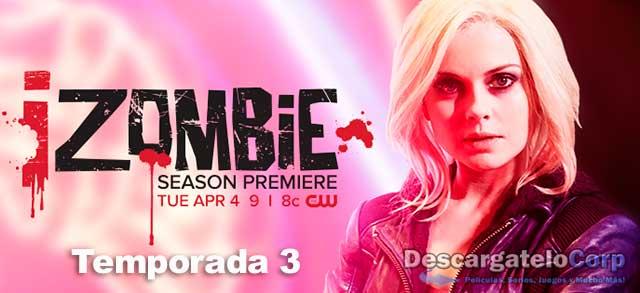 iZombie Temporada 3 Completa HD Latino