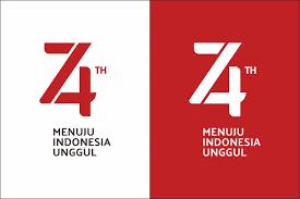 Kumpulan Logo HUT Kemerdekaan RI ke 74 Terbaru 2019