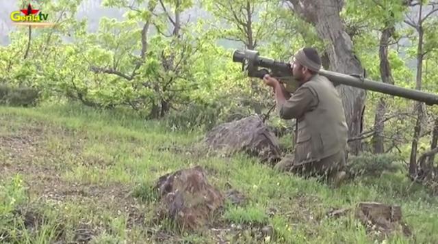 Κούρδοι αντάρτες κατέρριψαν τουρκικό ελικόπτερο AH-1W Super Cobra (βίντεο)