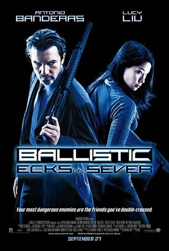 Ballistic - Ecks vs. Sever 2002 Dual Audio Movie Download