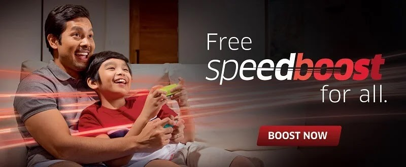 PLDT Home Fibr Subscribers Get Free Speed Upgrades!
