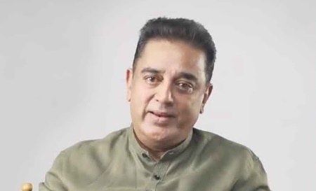 I am ready to the change odor! Are you ready?: Kamalhaasan | #Makkalneedhimaiam #maiam