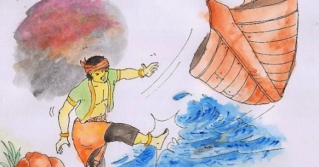 legenda gunung tangkuban parahu