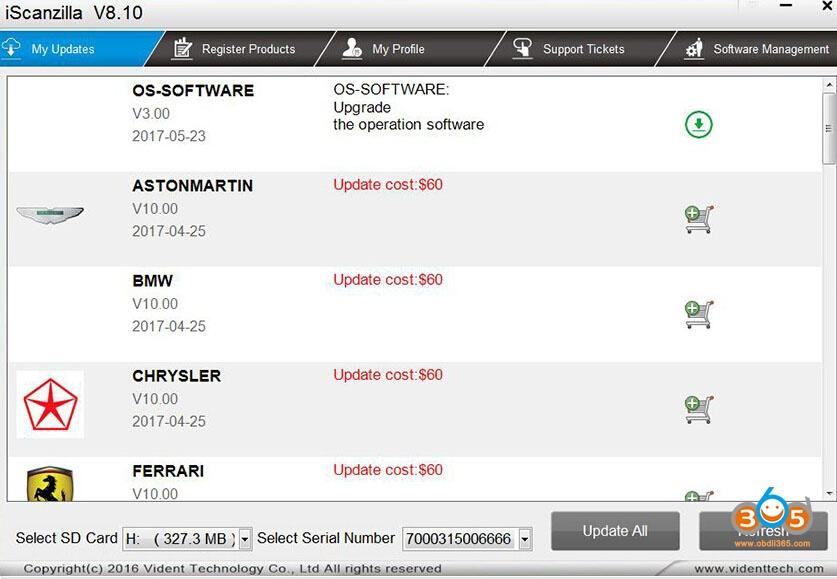 Vident Ilink400 Scan Tool User Manualauto Diagnostic Tool