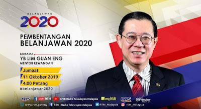 Intipati Belanjawan 2020 Bonus Penjawat Awam