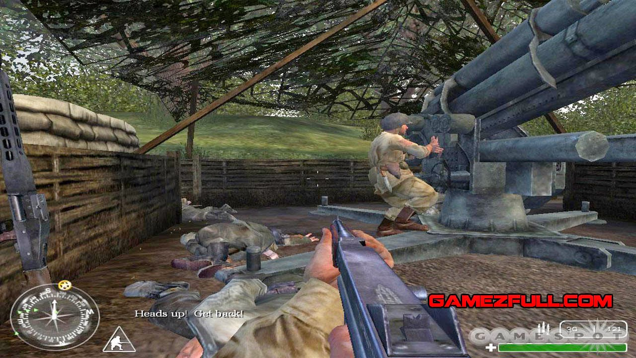 Call Of Duty 1 pc game