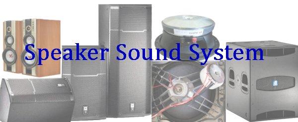 Speaker-Sound-System