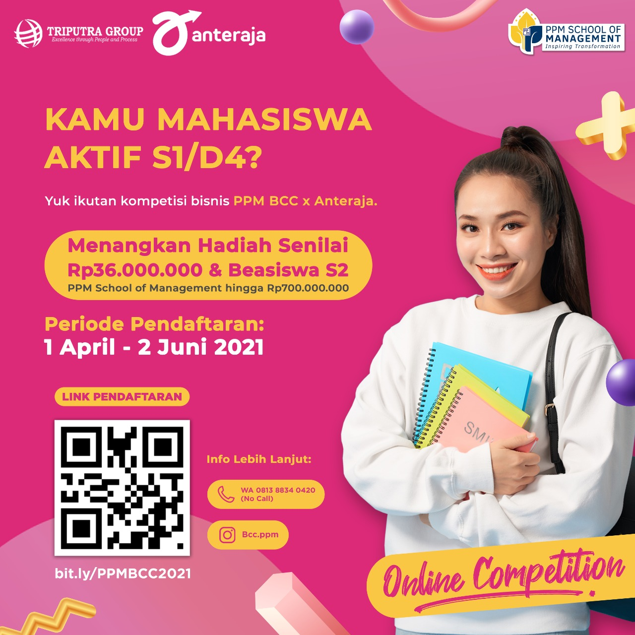 PPM Business Case Competition 2021