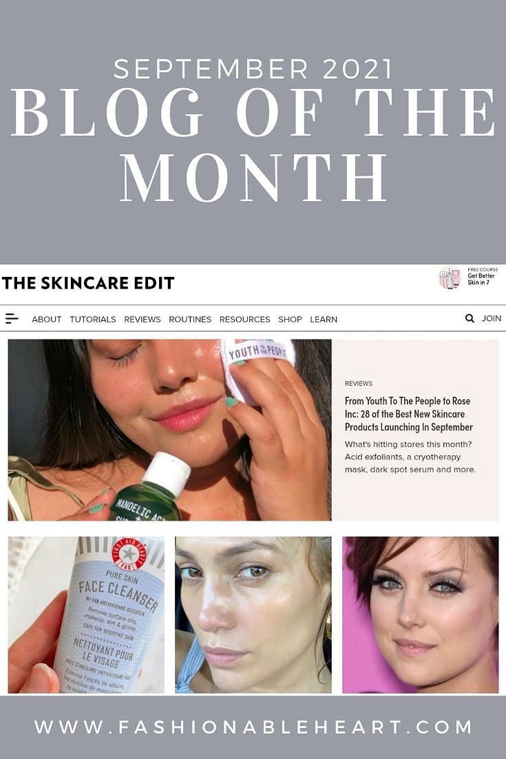 bblogger, bbloggerca, bbloggers, bbloggersca, canadian beauty bloggers, beauty blog, skincare blogger, the skincare edit, featured blog, blog of the month