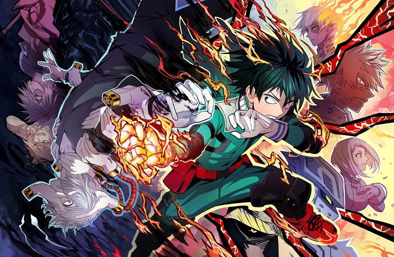 Boku No Hero Academia (S2) [Opening/Ending] - Anime OST