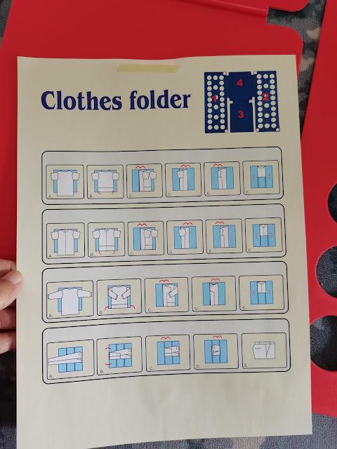 Jom Ajar Anak Anak Rajin Melipat Baju