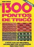 1300 pontos de tricô