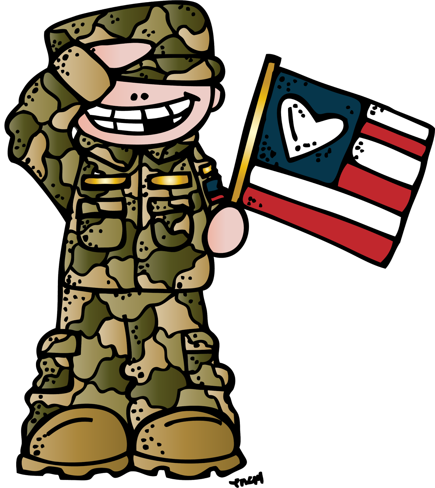 clipart pictures of veterans - photo #4