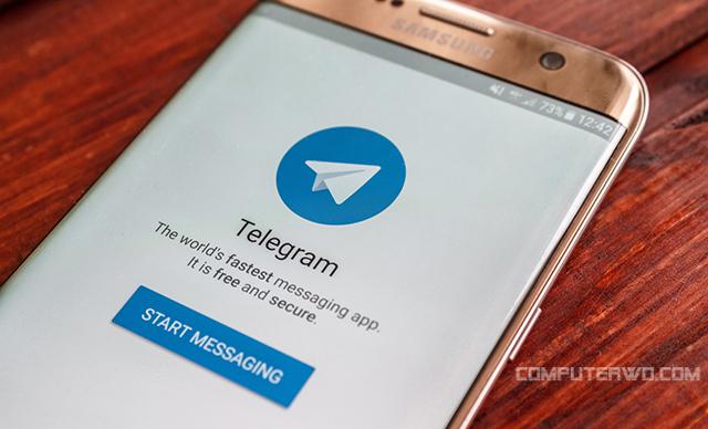 خدع و مميزات رائعة يجب إستخدامها بتطبيق تيليجرام عالم الكمبيوتر computer-wd telegram tips and tricks Cover