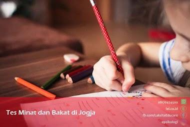 Tes Minat Bakat di Jogja | WhatsApp : 08170434500