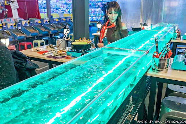 MG 9706 - 熱血採訪│台中第1間泰國流水蝦就在泰夯蝦!全台首創18米玻璃透明LED水道,還有熟食沙拉熱炒海鮮時蔬甜點冰淇淋吃到飽