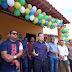 Prefeito de Jaguarari realizou a entrega do posto de Saúde de Serra dos Morgados totalmente revitalizado