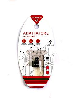 ADATTATORE OTG MICRO USB 33374