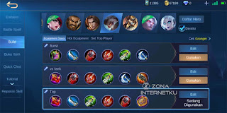 The painful and strongest build of Granger in Mobile Legends