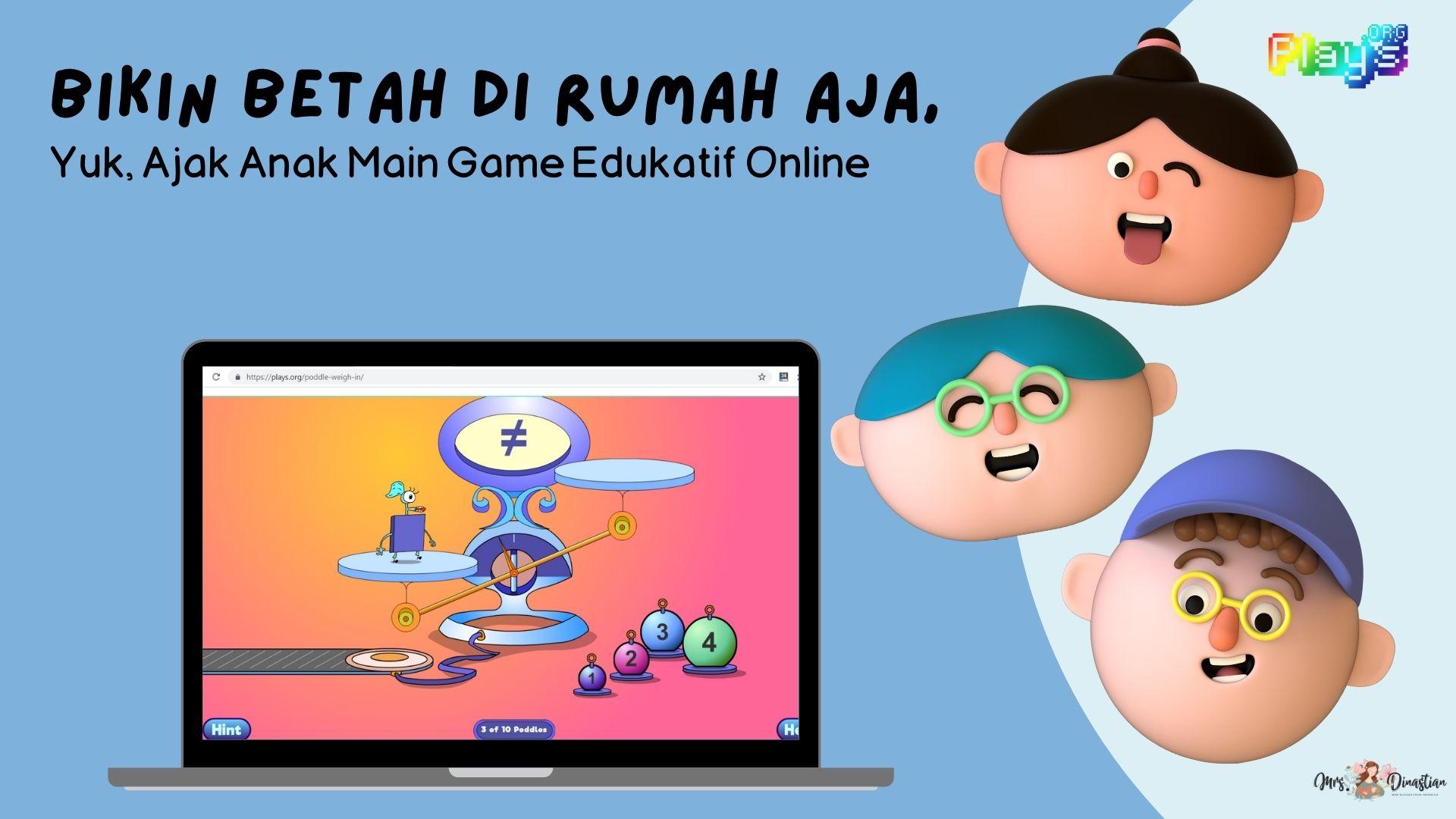Game Edukatif Online Plays.org