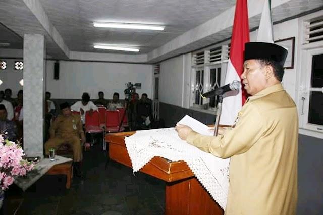 Plt.Bupati Lampura Hadiri Pembinaan Kerukunan Umat Beragama