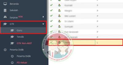 Akun PTK Dapodik Untuk Login Info GTK Terbaru