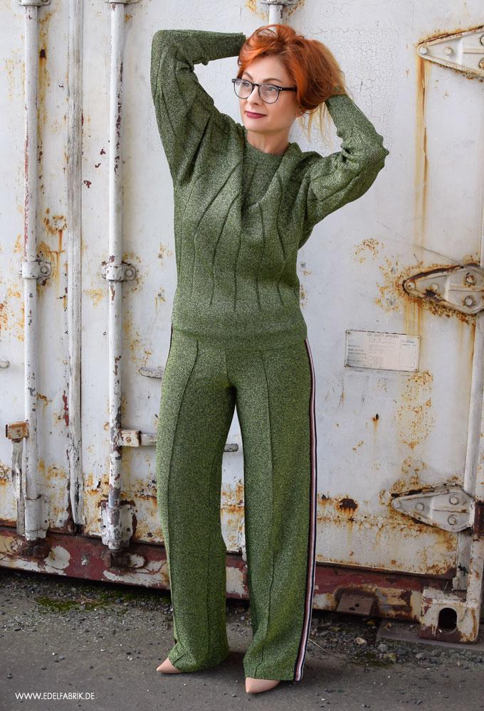 Stefanie Giesinger Look von H&M, Kourtney Kardashian Look von H&M