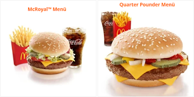 McDonald's Hakkında Genel Bilgiler ve McDonald's Menü Tavsiyeleri