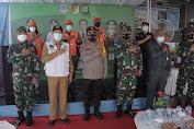 Kapolda Sulut Hadiri Launching Lingkungan Manado Tangguh