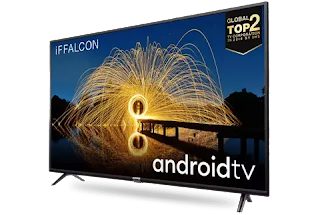 iFFalcon F2A Series Smart TV launches in India