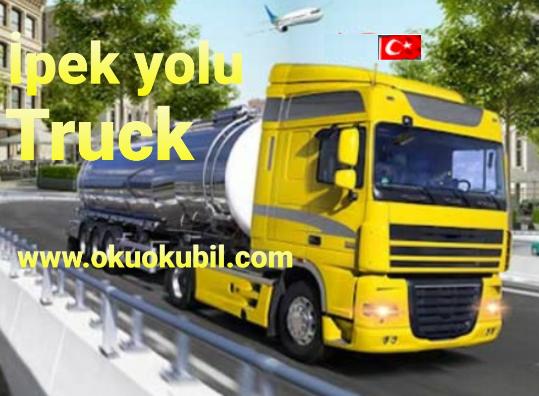 İpek Yolu Kamyon Simülatörü 1.9.2 Silk Road Truck Apk Mod + OBB + Para İndir 2020