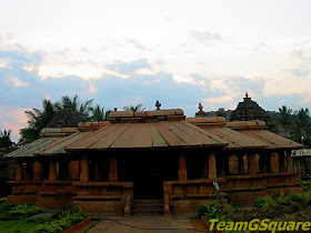 Panchalingeshwara Temple, Hooli