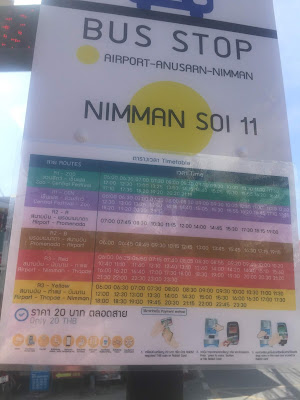 transportasi umum Chiang Mai