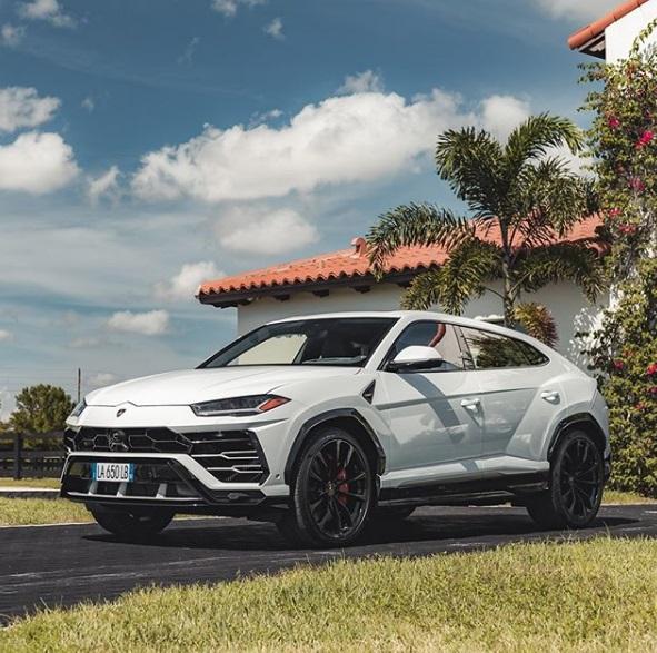 Lamborghini Urus New Comming