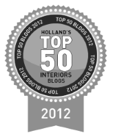 in top 50 interieur blogs NL 2012