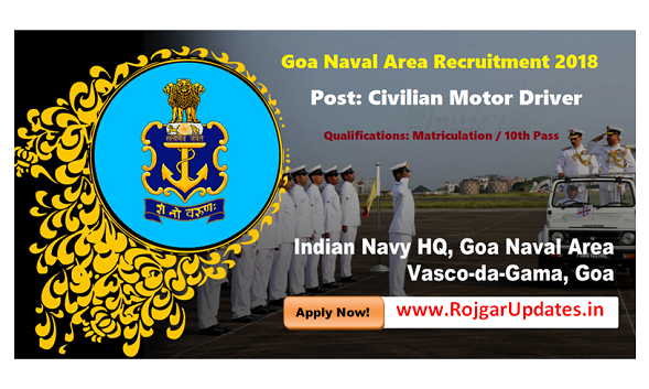 Goa Naval Area