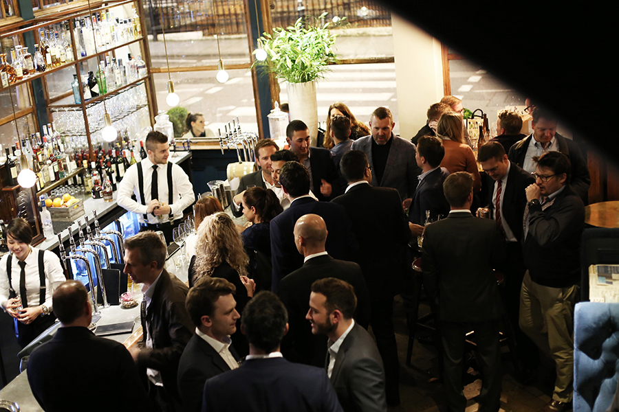Democratised dining at 35 New Cavendish Street, a Marylebone private members club with a new menu where everything is £20 and under.