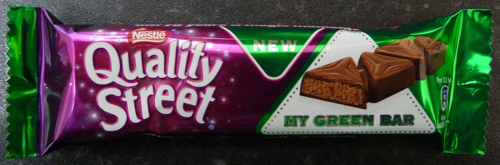 Something To Look Forward To Nestlé Quality Street My