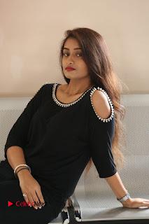 Actress Kiran Chetwani Pictures in Black Jeans at Lakshmidevi Samarpinchu Nede Chudandi Platinum Disc Function  0126.JPG
