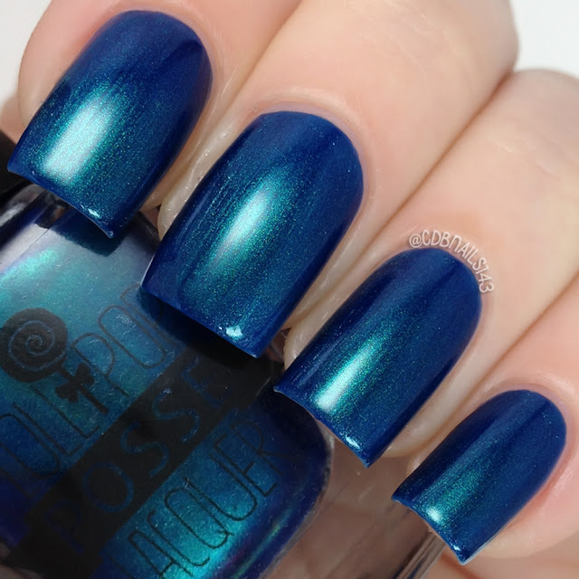 Lollipop Posse Lacquer-The Get-Fresh Flow