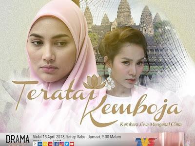Sinopsis Drama Teratai Kemboja (TV3)